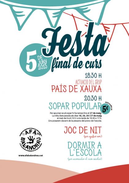 2015_05_14 Festa Final Curs