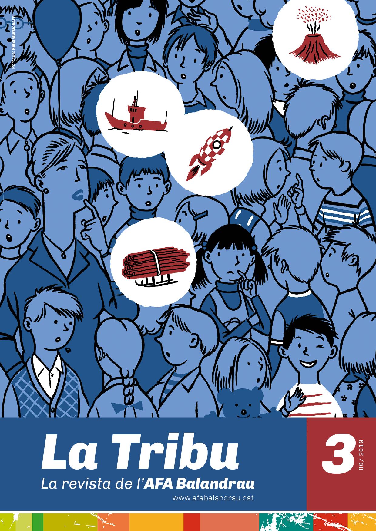 Revista La Tribu 2019