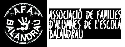 Web de l'AFA de l'Escola Balandrau de Girona